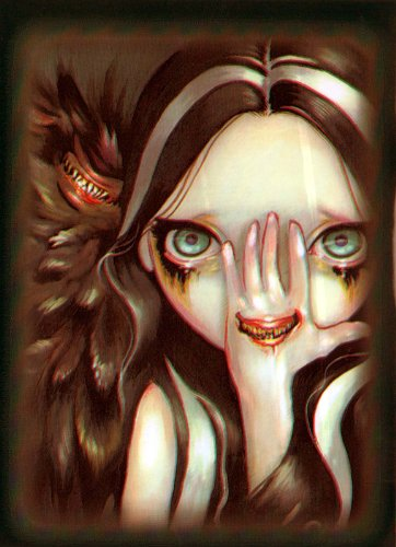 Artists of Magic Premium Deck Protectors: Speak No Evil /Artwork by Jasmine Becket Griffith (Pack of 80 Sleeves) - 1