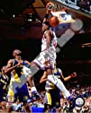 Patrick Ewing 1994-95 Action  NY Knicks NBA 821510 Photo