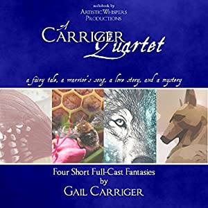 A Carriger Quartet Audiobook