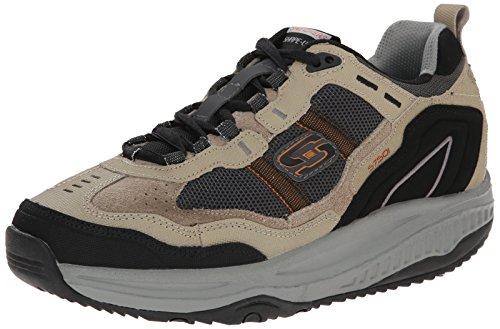 SkechersXt Premium Comfort - Scarpe Sportive Outdoor uomo , Beige (Beige (Taupe/Black)), 43 EU
