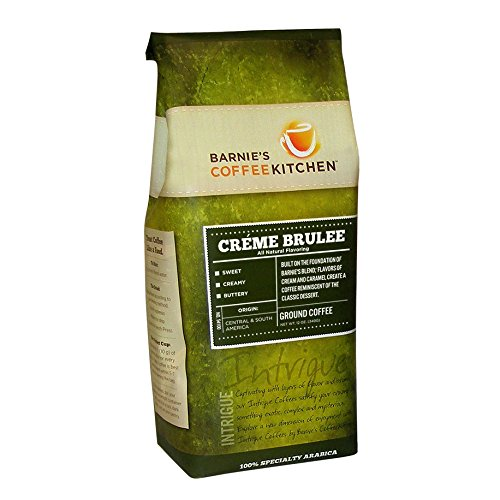 Barnie'S Coffeekitchen Creme Brulee Coffee (10Oz Ground)