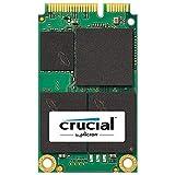 Crucial MX200 250GB MSATA 6Gb/s Internal Internal Solid State Drive, MLC (CT250MX200SSD3)