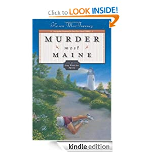 Kindle Book Bargains: Murder Most Maine (Gray Whale Inn Mysteries, No. 3) (Gray Whale Inn Mystery), by Karen MacInerney. Publisher: Midnight Ink (November 8, 2008)