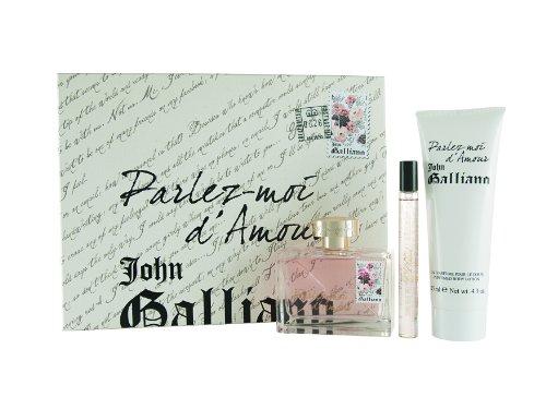 john-galliano-parlez-moi-damour-for-her-eau-de-toilette-80ml-and-eau-de-toilette-10ml-and-body-lotio