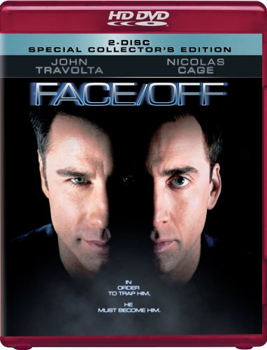 Cover art for  Face Off [HD DVD]