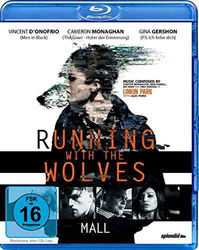 Running with the Wolves [Blu-ray]