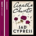 Sad Cypress (       UNABRIDGED) by Agatha Christie Narrated by David Suchet