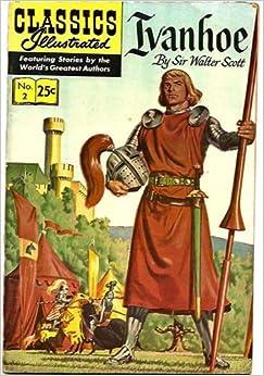 Ivanhoe sir walter scott book