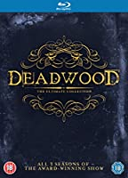 Deadwood - The Complete Collection [Blu-ray]