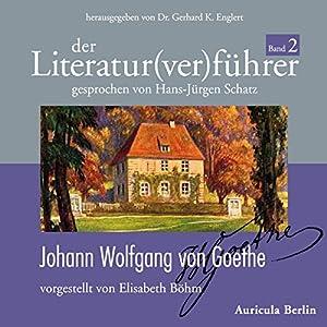 Johann Wolfgang von Goethe (Der Literaturverführer 2) Hörbuch