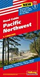Hallwag USA Road Guide 01. Pacific Northwest 1 : 1 000 000: Straßenkarte. Road Maps. Index. National Parks. City Maps. Yellowstone, Grand Teton, ... ... Mount Rainier, Crater Lake, Oregon Cost