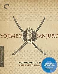 Yojimbo & Sanjuro (The Criterion Collection) [Blu-ray]