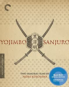 Criterion Collection: Yojimbo & Sanjuro [Blu-ray] [1962] [US Import]
