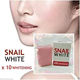 Snail Soap Super Whitening Lightening