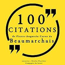 100 citations de Pierre-Augustin Caron de Beaumarchais | Livre audio Auteur(s) : Pierre-Augustin Caron de Beaumarchais Narrateur(s) : Nicolas Planchais