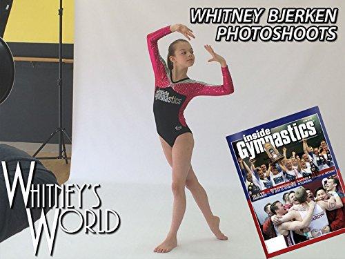Whitney Bjerken Photoshoots on Amazon Prime Video UK