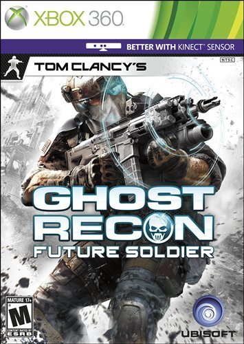 Tom Clancy'S Ghost Recon: Future Soldier - Xbox 360 front-998851