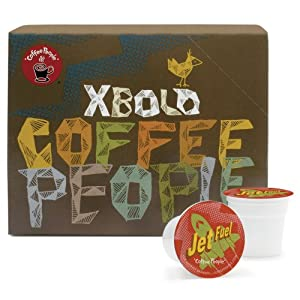 Coffee People Dark Roast, Jet Fuel