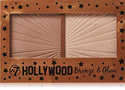 W7 Hollywood Bronze and Glow 13 g