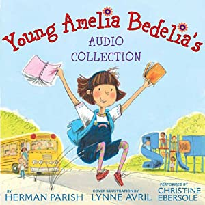 Young Amelia Bedelia's Audio Collection | [Herman Parish]