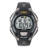 Timex Ironman Triathlon Traditional 30-Lap Sports Watch with Color Indiglo