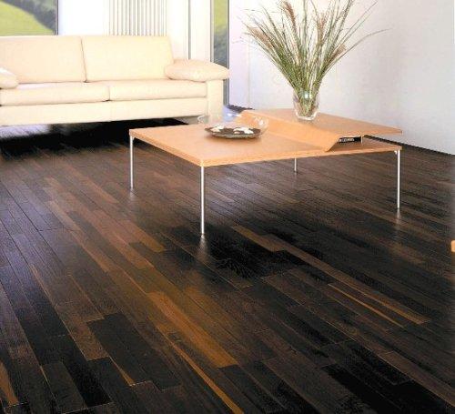 """White Oak Smoked Oiled Brushed Ideal Loc 5"""" Plank Prefinished Floating Engineered Hardwood Wood Floor Flooring"""