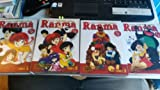 Ranma 1/2 half parts 1 2 3 4 20 disks dvd box set