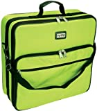 Tutto Embroidery Bag 19″X17″X6″-Lime