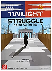 Twilight Struggle The Cold War 1945-1989 Board Game