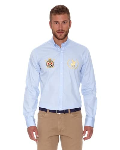 Polo Club Camisa Hombre Fitted