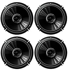 SoundBoss 6 2Way Performance Auditor 280W MAX B625 Coaxial Car Speaker (pack of 4)