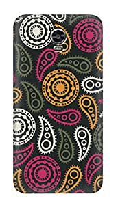 SWAG my CASE PRINTED BACK COVER FOR LENOVO VIBE P1 Multicolor