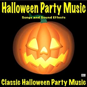 Halloween party music songs and sound effects for Classic house party songs