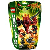 Lego Hero Factory - 44001 - Jeu de Construction - Pyrox