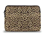 "Lavolta Motif Designer Laptop Sleeve Case Bag for up to 15.6"" Notebook fits Toshiba Satellite Pro A100 A120 A200 A300 A300D C650 C650D L20 L300 L300D L40 L450 L450D L500 - Soft Neoprene"