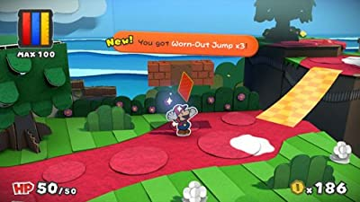 Paper Mario: Color Splash - Wii U Standard Edition from Nintendo