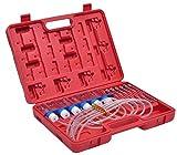 VidaXL 210041 Kit test débit pour injecteurs à rampe commune testeur...