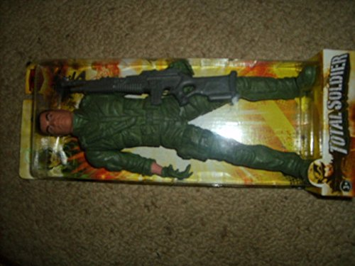 The Corps Total Soldier SGT Survival Action Figure
