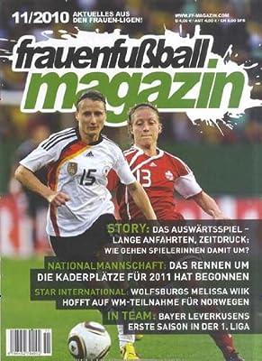 FF Magazin - Frauenfußball [Jahresabo]