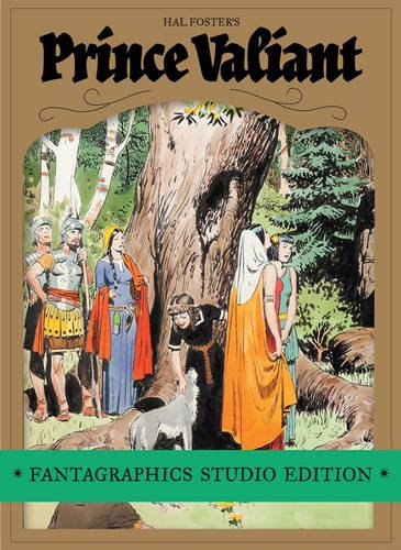 How To Download Fantagraphics Studio Edition Hal Fosters Prince Valiant E Book