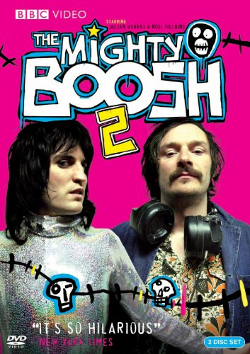 Mighty Boosh, The: The Complete Season 2 DVD (Mighty Boosh Season 2 compare prices)