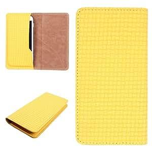 DooDa PU Leather Case Cover For Lava Iris 250