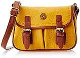 Covo Everyday Women's Sling Bag (Mustard) (HSLMUS16)