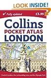 Collins London Pocket Atlas