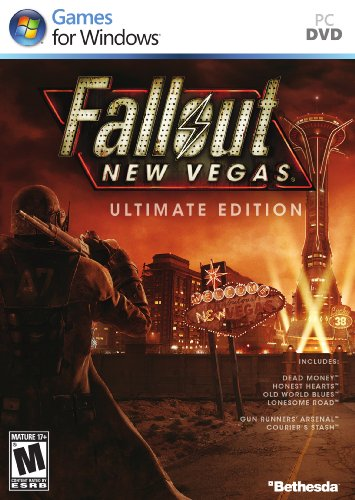 Fallout: New Vegas Ultimate Edition - Pc front-266868