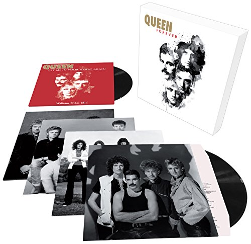 Forever LP Box Set [4 LP] (Queen Vinyl Made In Heaven compare prices)