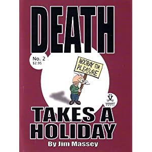 Death Takes a Holiday #2 cover