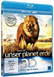 Image de Best of Unser Planet Erde 3d - Volume 1 [Blu-ray] [Import allemand]