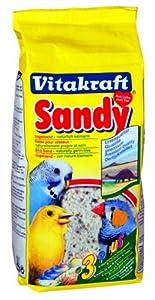 Vitakraft Bird Sand 2.5 kg (Pack of 6)