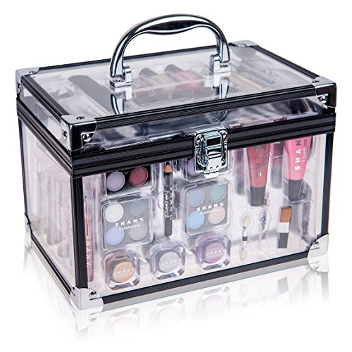 Shany Carry All Trunk Professional Makeup Kit Eyeshadow ...